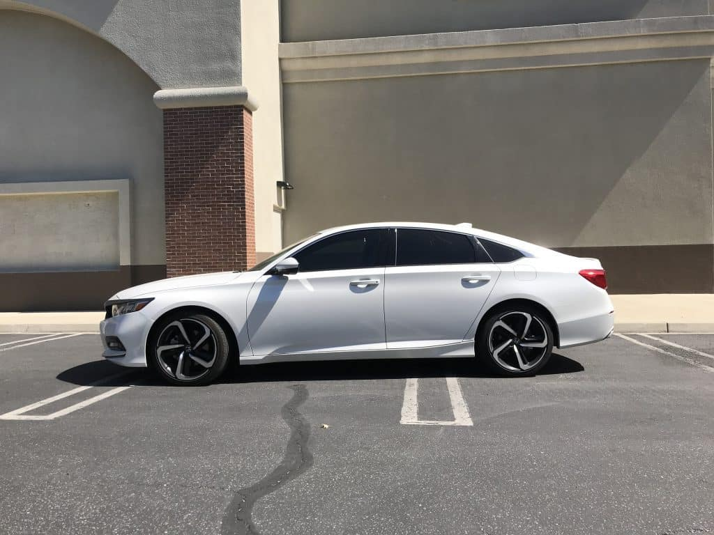 2018 Honda Accord Sport side view