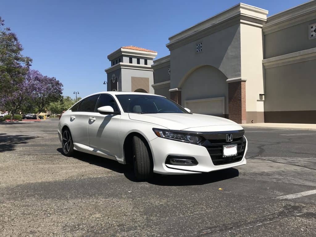 2018 Honda Accord Sport Front View