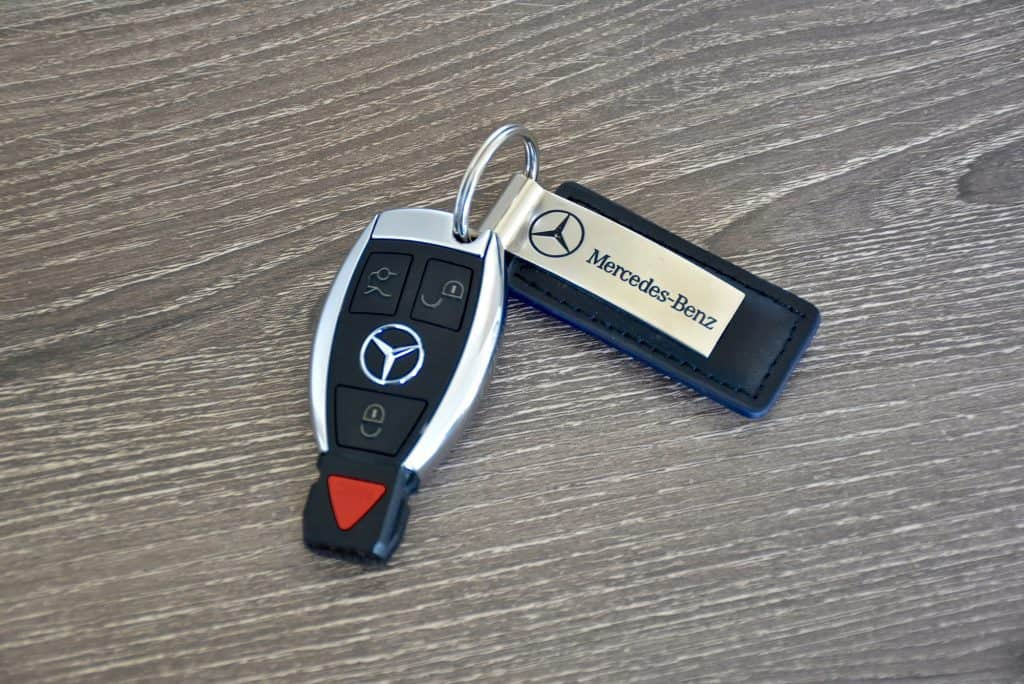 Mercedes-Benz Key Fob