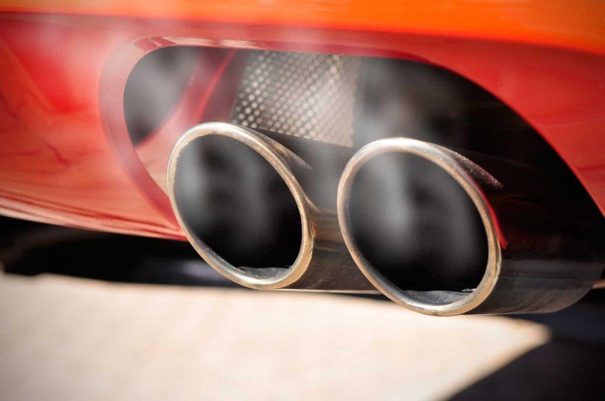 Smokey Performance Exhaust Pipe